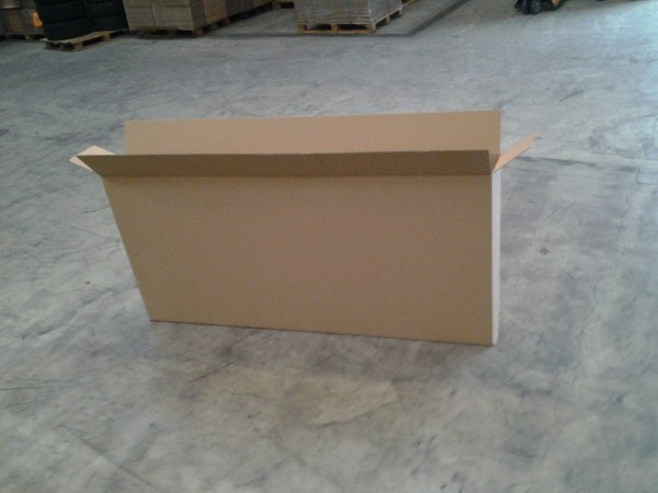 Faltkarton 1760 x 185 x 810 mm W2