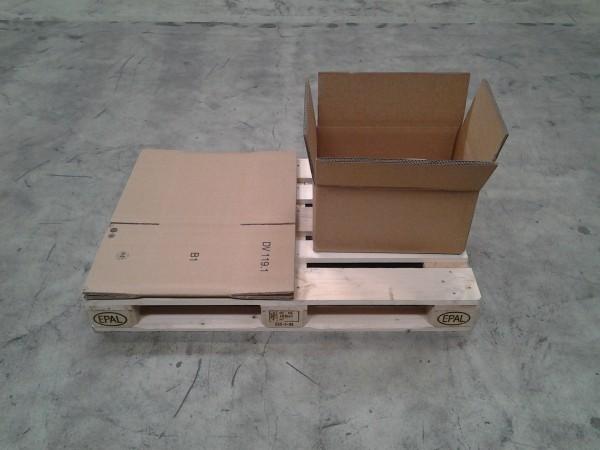 Faltkarton 490 x 305 x 270 mm W3