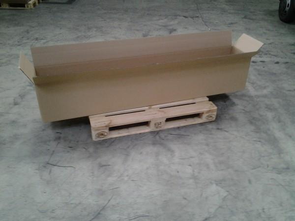 Faltkarton 2040 x 350 x 350 mm W2