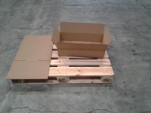 Faltkarton 594 x 294 x 138 mm W1
