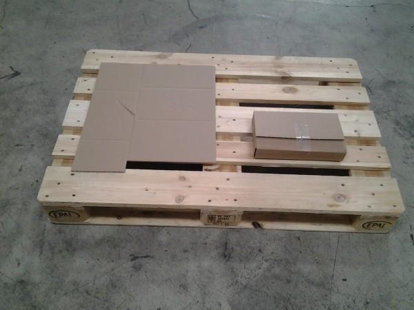 Faltkarton 260 x 180 x 20-60 mm W1