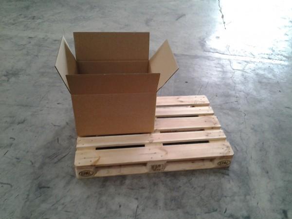 Faltkarton 610 x 480 x 380 mm W2