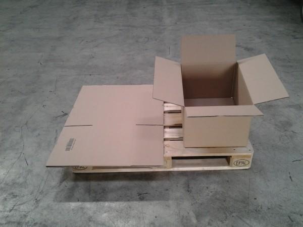 Faltkarton 600 x 400 x 300 mm W2