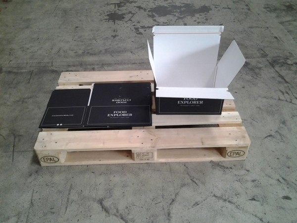 Faltkarton 400 x 260 x 200 mm W1