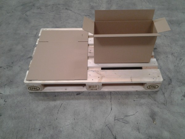 Faltkarton 515 x 210 x 315 mm W1