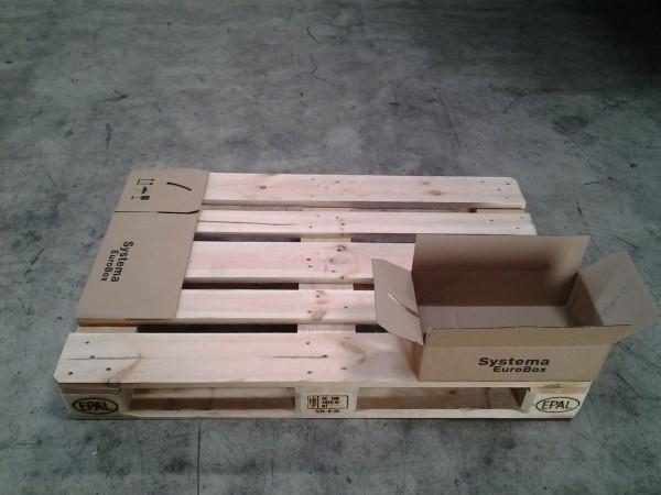 Faltkarton 393 x 223 x 115 mm W1
