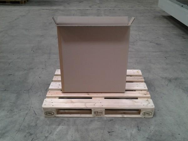 Faltkarton 735 x 75 x 765 mm W2