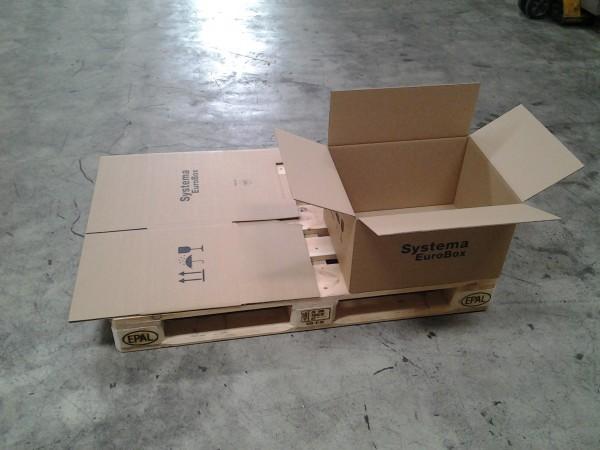 Faltkarton 486 x 386 x 275 mm W2