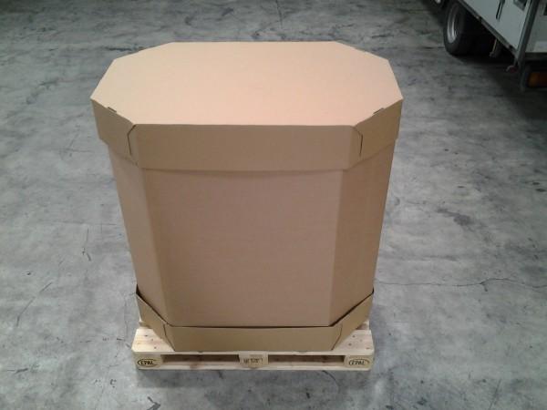 Oktabiner 1155 x 755 x 1235 mm W3