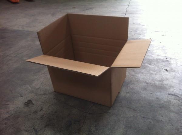 Faltkarton 390 x 280 x 260 mm W2