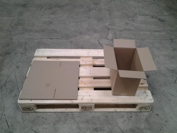 Faltkarton 300 x 200 x 300 mm W1