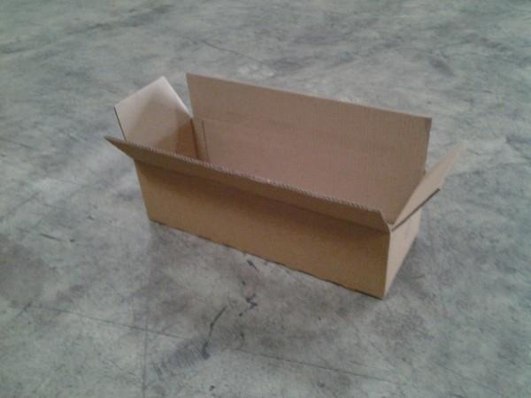 Faltkarton 550 x 200 x 150 mm W2