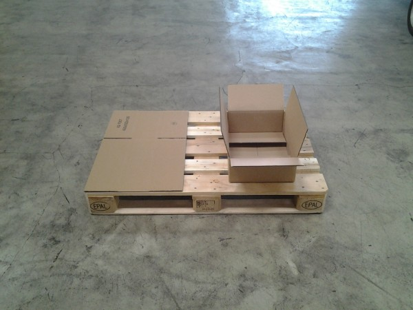 Faltkarton 450 x 322 x 130 mm W2