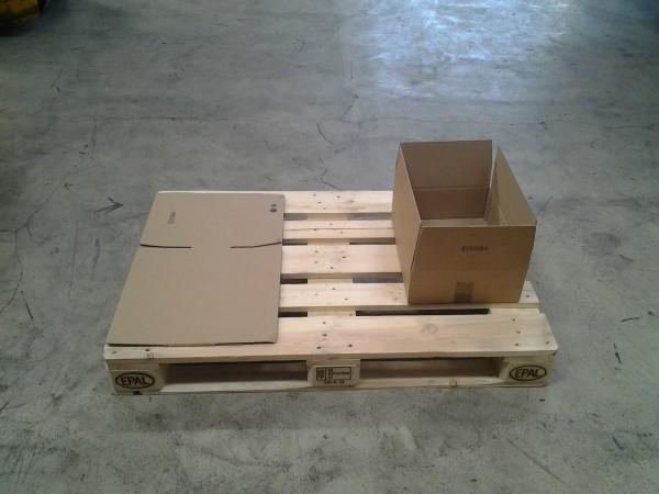 Faltkarton 410 x 315 x 115 mm W2