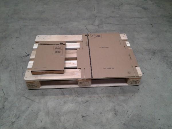 Faltkarton 505 x 305 x 30 mm W2