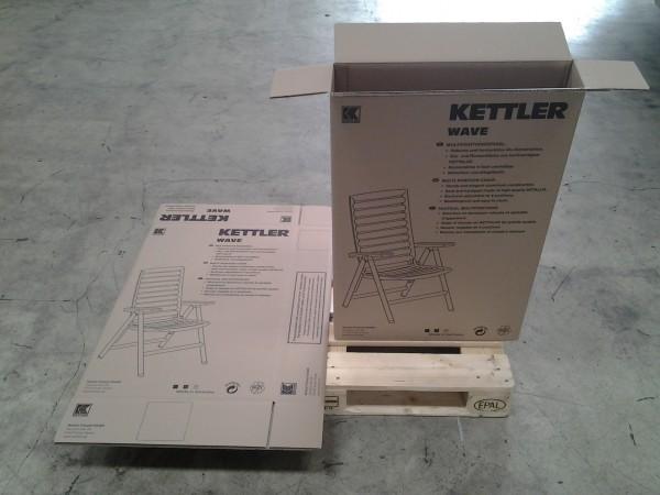 Faltkarton 610 x 150 x 900 mm W2