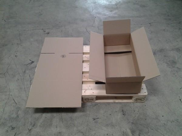 Faltkarton 760 x 330 x 170 mm W2