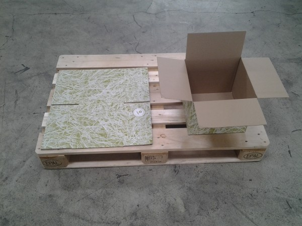 Faltkarton 300 x 300 x 250 mm W1