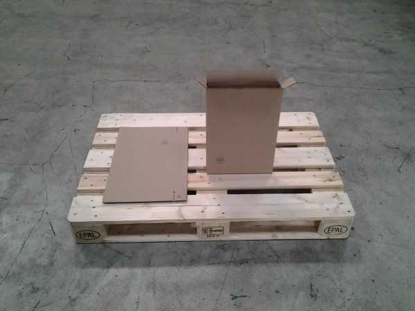 Faltkarton 300 x 50 x 440 mm W1