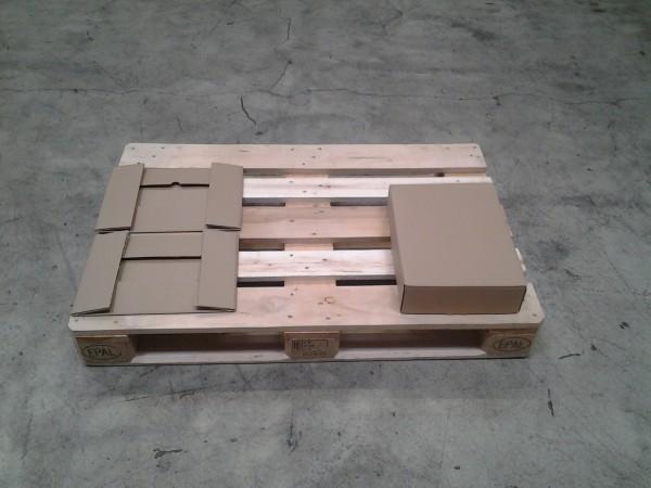 Faltkarton 400 x 290 x 100 mm W1