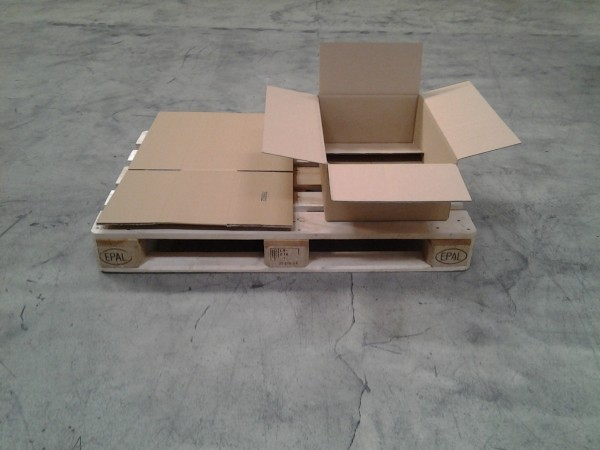Faltkarton 583 x 388 x 190 mm W2