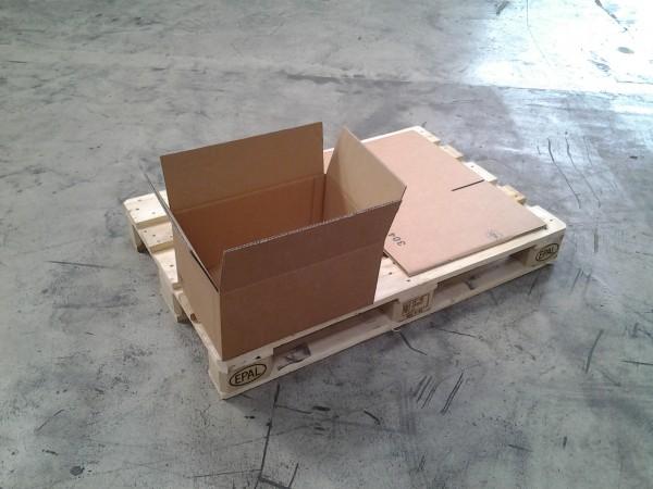 Faltkarton 430 x 290 x 220 mm W 2
