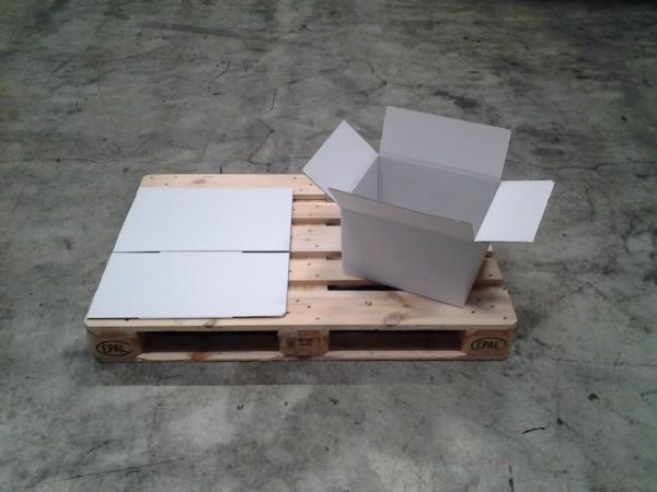 Faltkarton 375 x 280 x 240 mm W2