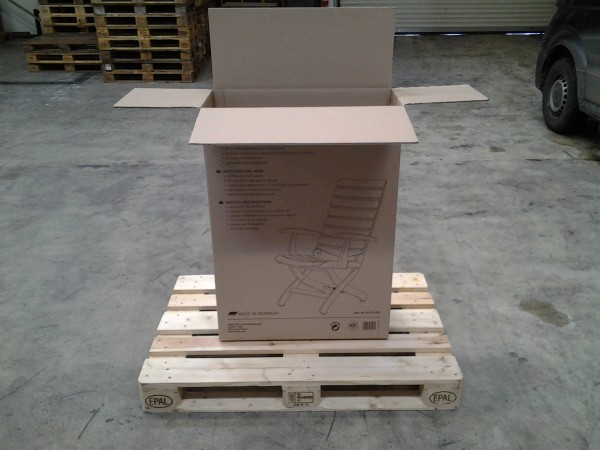 Faltkarton 680 x 280 x 930 mm W2