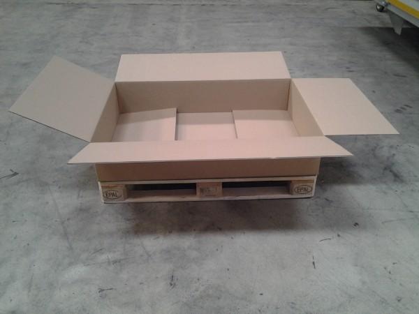 Faltkarton 1185 x 785 x 225 mm W2