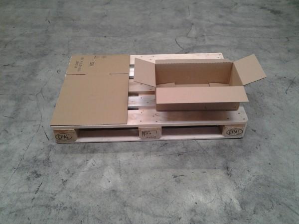 Faltkarton 510 x 270 x 165 mm W1