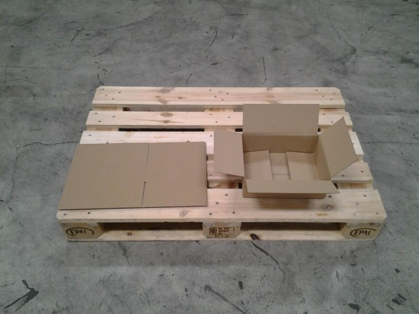 Faltkarton 305 x 220 x 100 mm W1