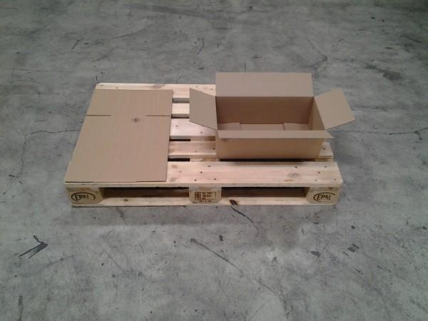 Faltkarton 465 x 245 x 165 mm W1