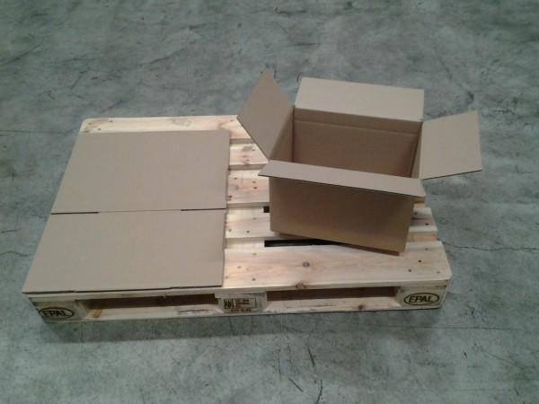 Faltkarton 390 x 290 x 250 mm W1