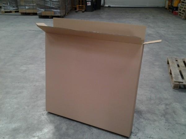 Faltkarton 1110 x 160 x 1015 mm W2