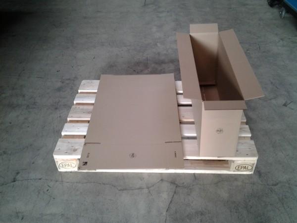 Faltkarton 775 x 195 x 385 mm W1