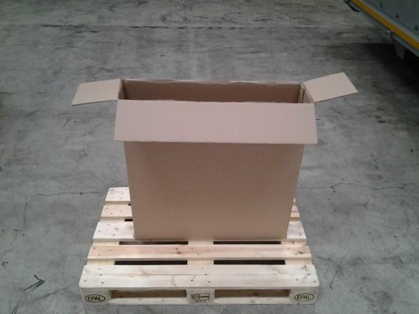 Faltkarton 860 x 190 x 830 mm W2