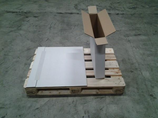 Faltkarton 590 x 105 x 580 mm W2