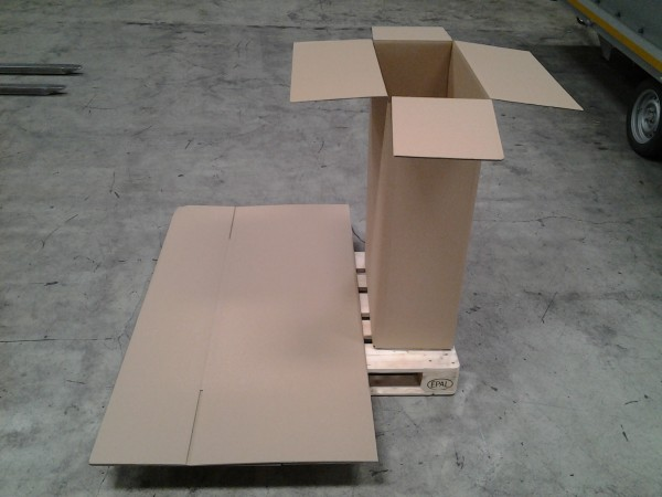 Faltkarton 600 x 300 x 1000 mm W2