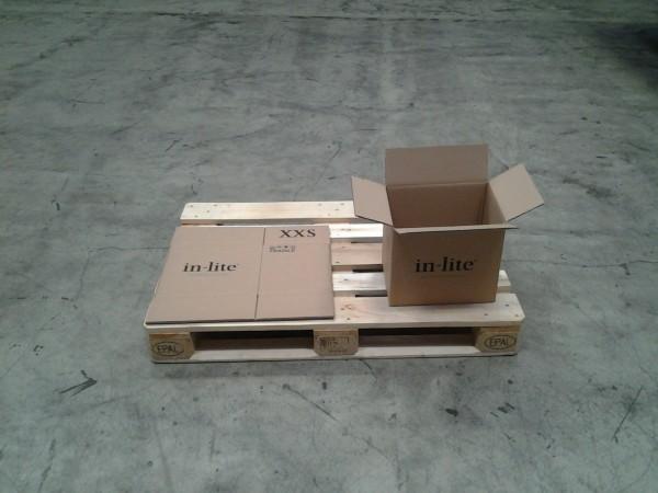 Faltkarton 335 x 2400 x 290 mm W2
