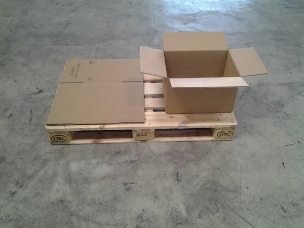 Faltkarton 430 x 310 x 268 mm W2