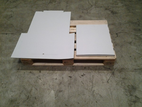 Kalenderverpackung 600 x 470 x 15 mm W1
