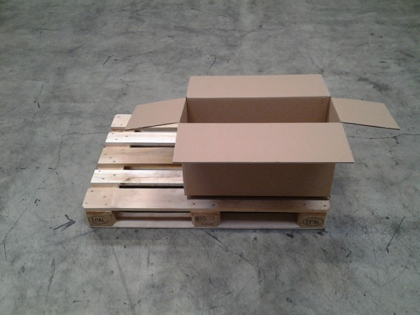 Faltkarton 692 x 247 x 382 mm W2