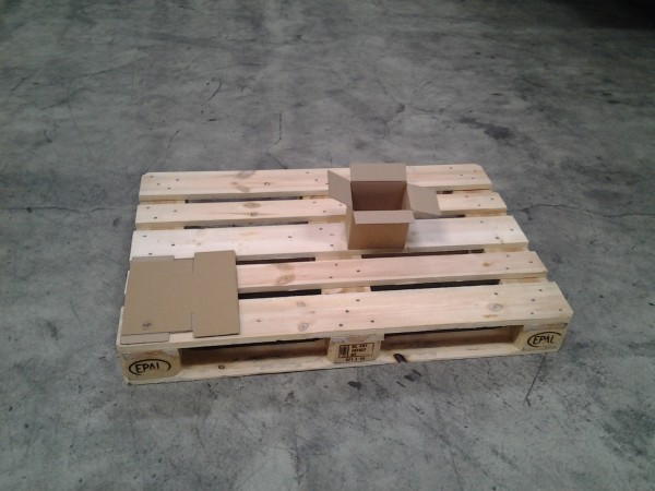 Faltkarton 170 x 115 x 159 mm W1
