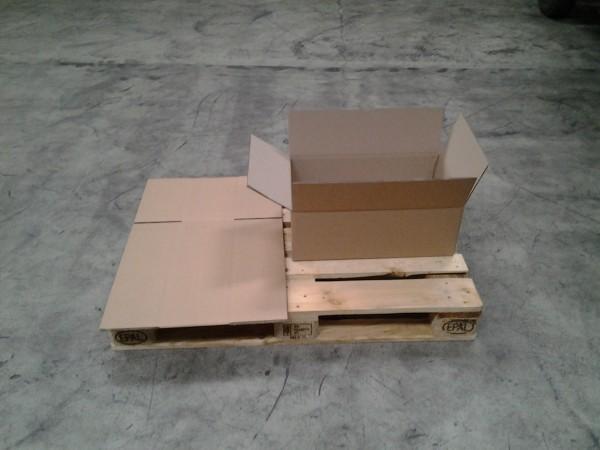 Faltkarton 568 x 345 x 195 mm W2