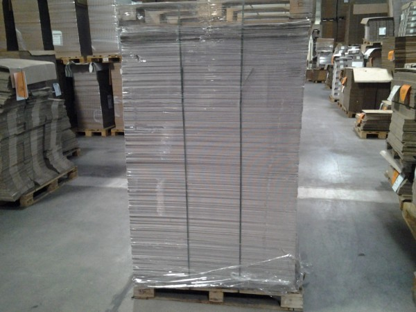 Endlos-Wellpappe 1000mm x 720 m W1