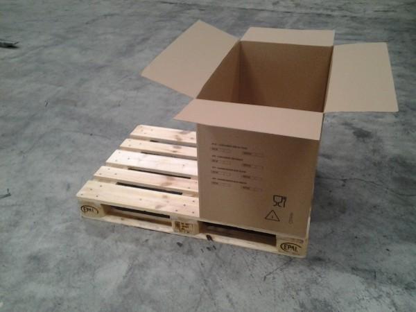 Faltkarton 790 x 500 x 620 mm W1