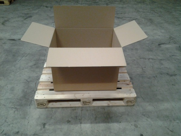 Faltkarton 750 x 545 x 570 mm W2