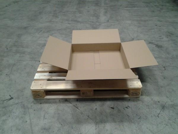 Faltkarton 680 x 600 x 125 mm W2