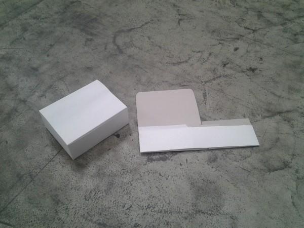 Faltkarton 320 x 250 x 120 mm W1