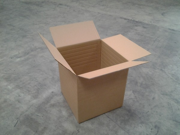 Faltkarton 550 x 550 x 596 mm W2